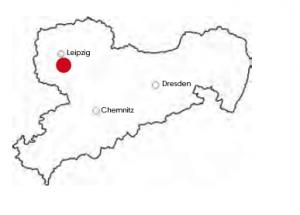 Karte Dreiskau Muckern