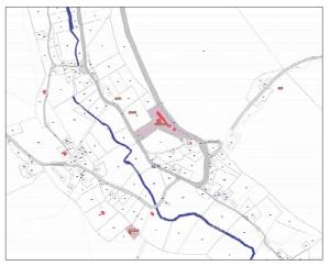 Plan Rehefeld-Zaunhaus