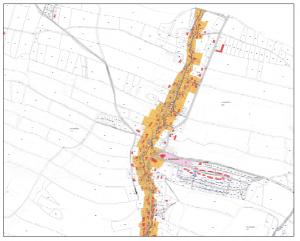 Plan Waltersdorf