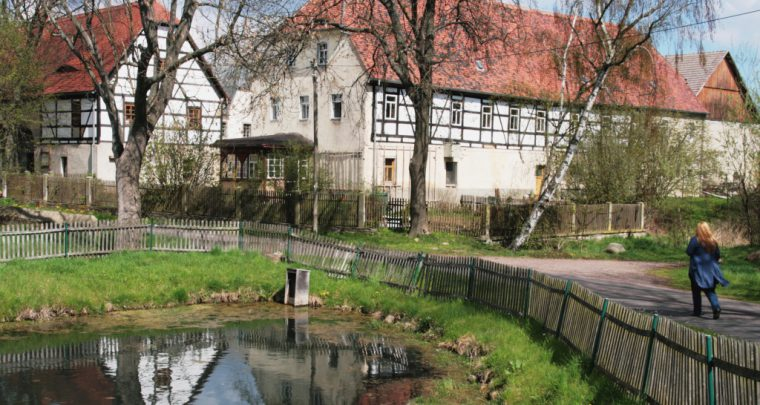 Auterwitz - Das Dorf immer wieder neu erfinden