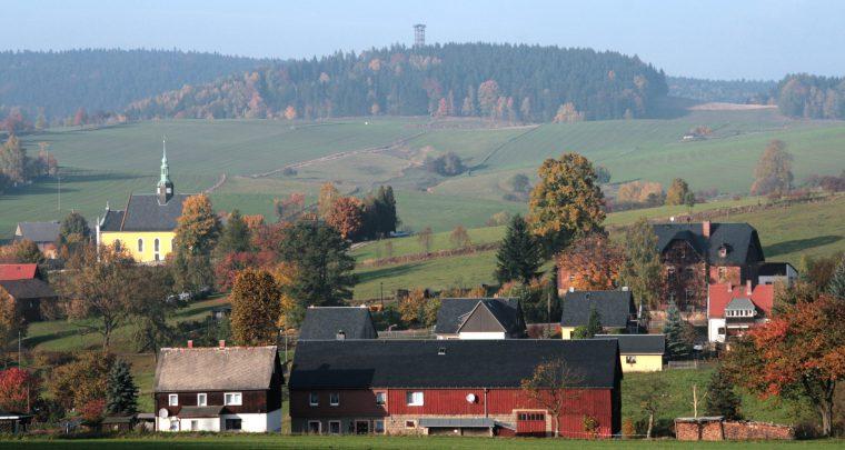 Hinterhermsdorf: Gebautes und natürliches Erbe sind zwei Seiten derselben Medaille