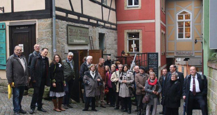 Schmilka - Baukultur als Erfolgsrezept für die nicht nur touristische Wiederbelebung